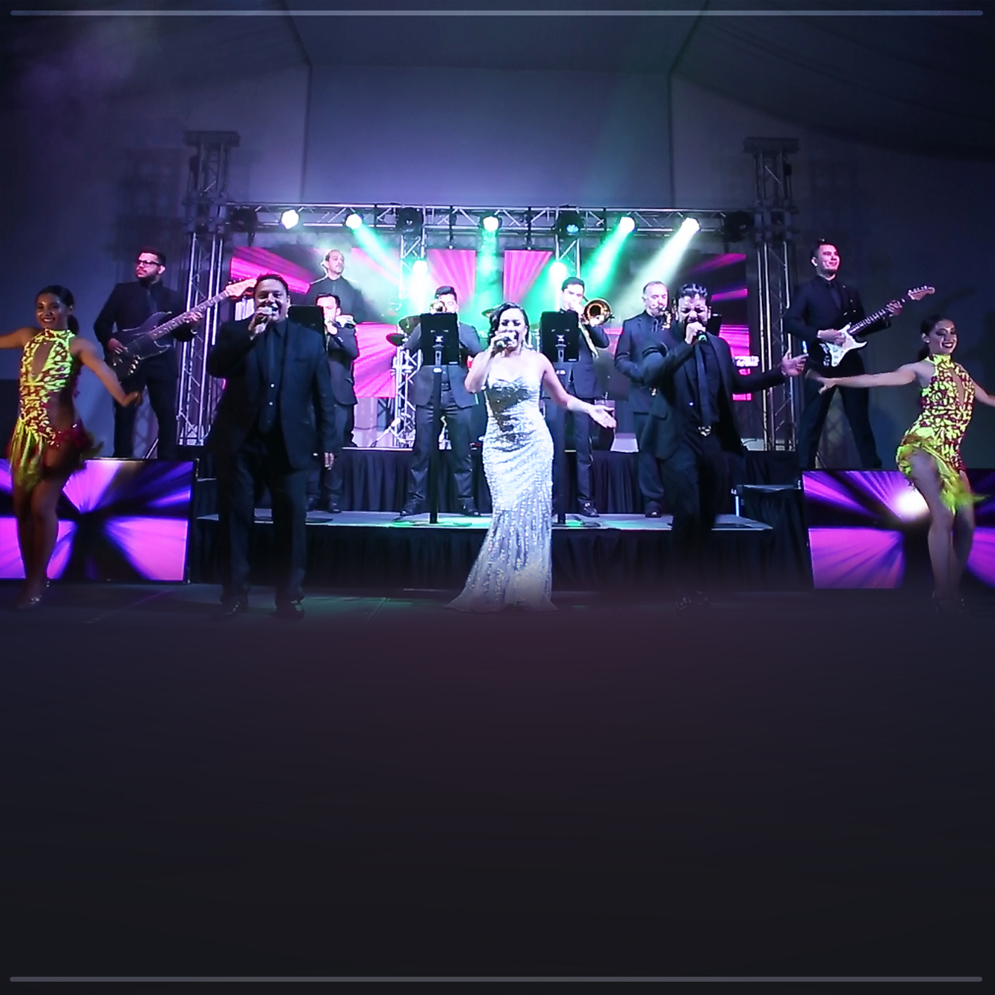 1. Professional Latin Band