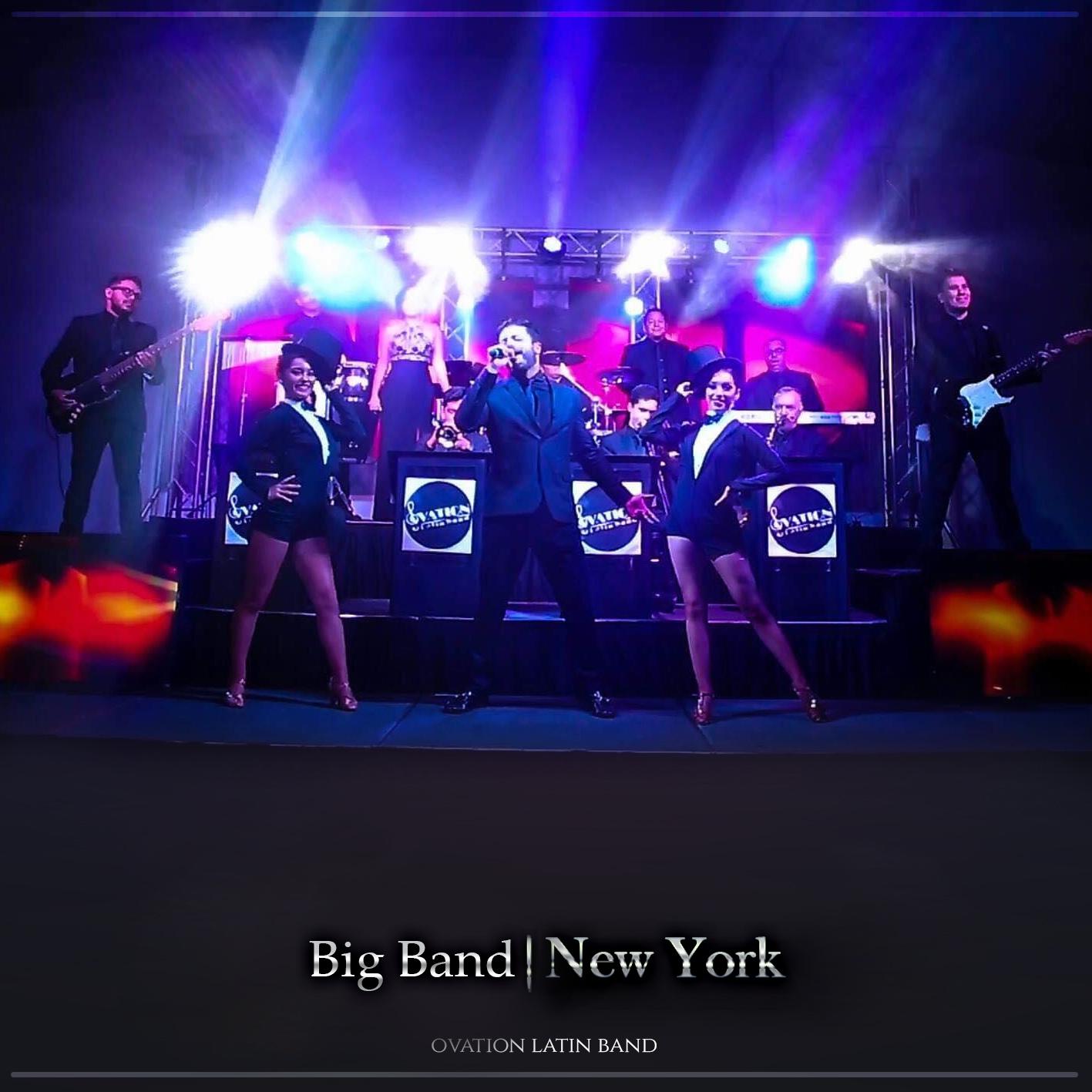 Cumbia-Band-Ovation-Latin-Band