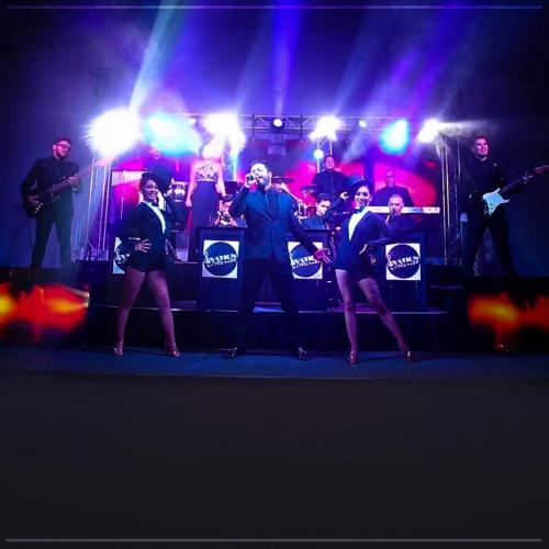 Big Band Ovation Latin Band