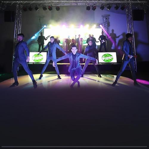Ovation Latin Band Los Angeles